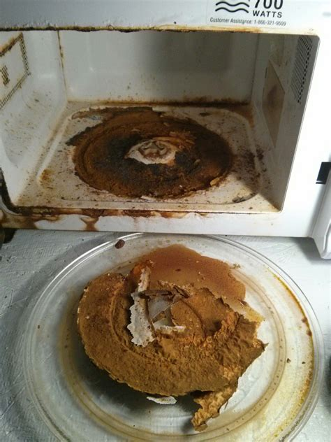 microwave inside rusty paint why cheapass microwaves does portable breaker