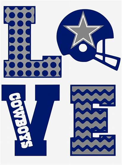 Cowboys Dallas Clipart Cowboy Cheerleader Svg Clip