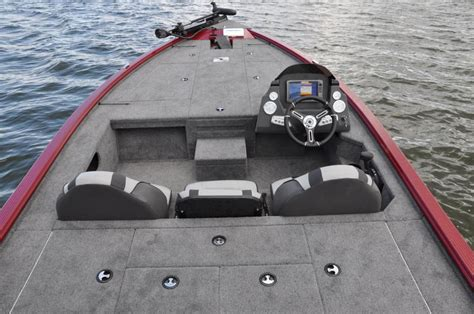 Aluminum Fishing Boats For Sale Bass Pro by 2016 New Lund 1875 Pro V Bass Boat For Sale Hayward Wi