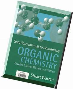 Download Organic Chemistry  U2013 Clayden Et Al  Solutions
