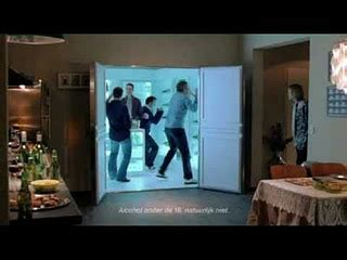 Heineken Closet Commercial by Image Collection View Collection Of