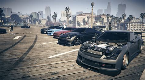 [xbox One Cruising/car Meet With Pictures]