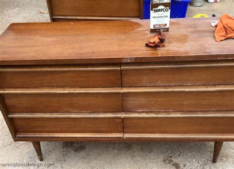 restore wood furniture  stripping