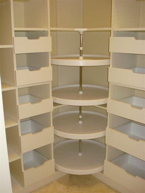 lazy susan closet design ideas remodel pictures houzz