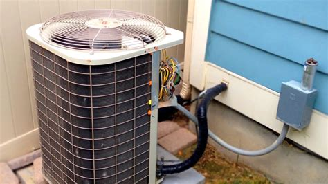 air conditioner fan not spinning ac fan not working how to repair broken air conditioner