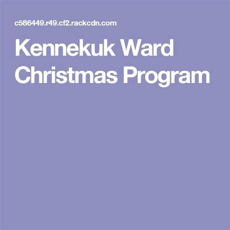 17 best images about church christmas programs on