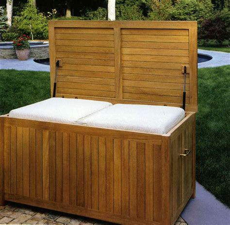 outdoor furniture cushions storage box peenmedia