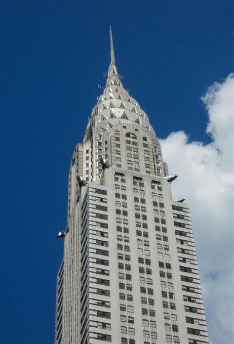 History Of The Chrysler Building by The Chrysler Building