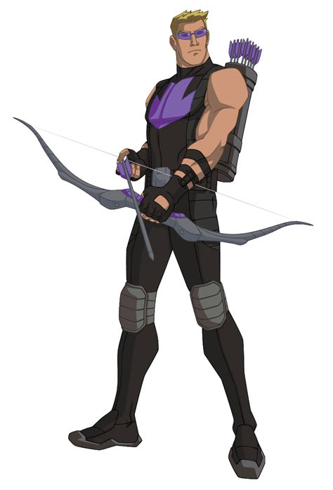 Hawkeye Ultimate Spider Man Animated Series Wiki