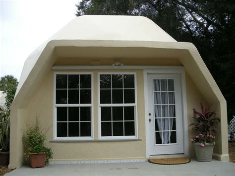 Prefab Home Kits by Prefab Home Kit Geodesic Dome Home Resistant