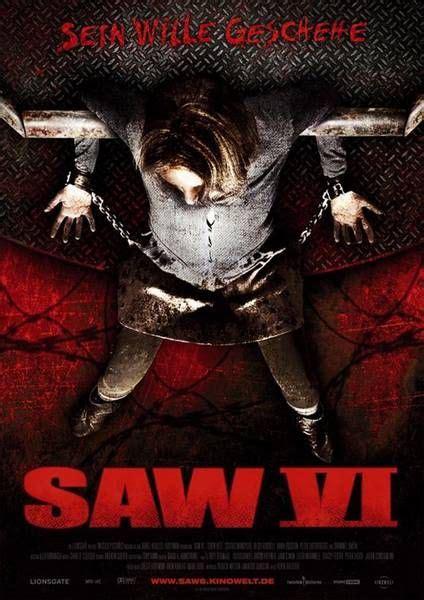 Nuevas y macabras aventuras del siniestro jigsaw, el hombre que mueve los saw juegos macabros 6. ver Juego Macabro 6 (Saw 6) 2009 online descargar HD ...