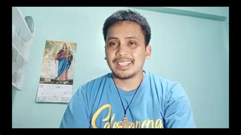 Goodnight Talk   Salesian   Bro. Arnel Jason Mengote, SDB ...