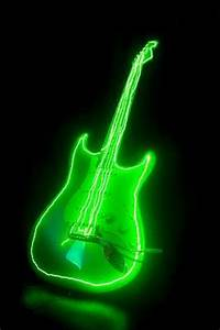 electric neon green guitar | ELECTRIC COLORS | Pinterest