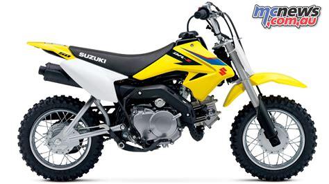 Suzuki Dirt Bike by New Suzuki Dr Z50 Junior Dirt Bike 2390 Mcnews Au