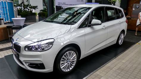 My Bmw by Bmw 220i Gran Tourer Launched In Malaysia Priced From