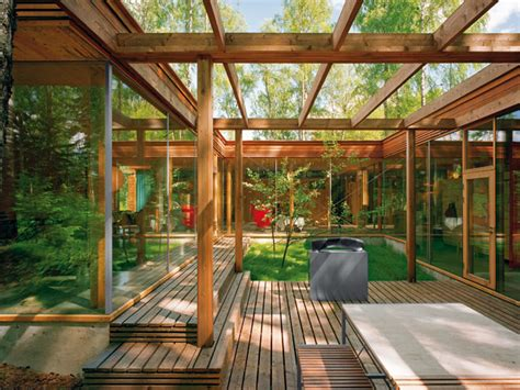 Indoor - Outdoor Design Inspiration : Modern Decks