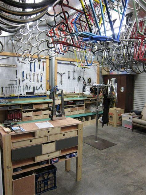 images  bicycle workshop  pinterest bike