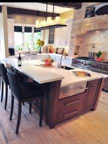 seating kitchen islands 19 must see practical kitchen island designs with seating amazing diy interior home design