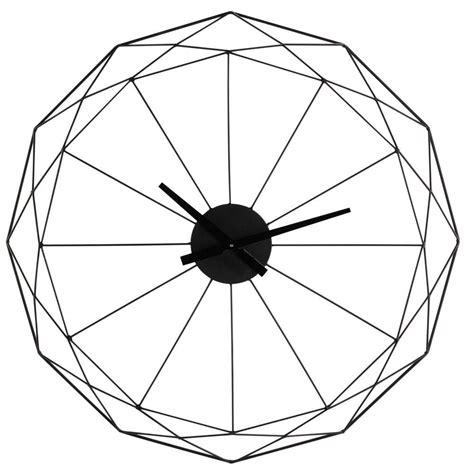 origami horloge murale maisons du monde decofinder