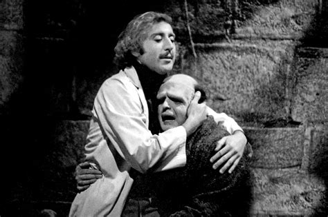 Victor frankenstein the screenplay was written by wilder and brooks.4. ABC's next primetime musical will be Young Frankenstein Live | EW.com