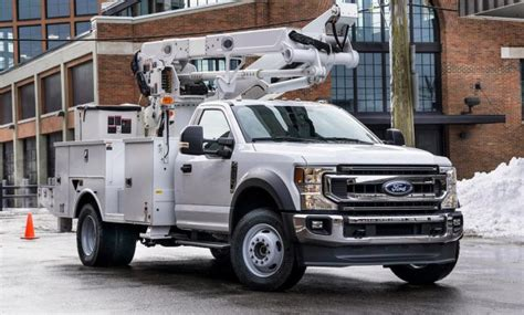 ford  specs   super duty vehicle
