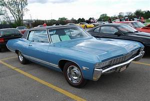 1968 Chevy Caprice Coupe