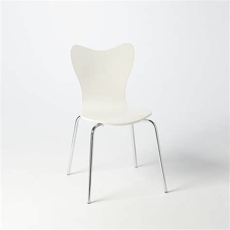 scoop back chair