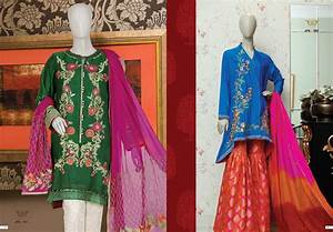Junaid Jamshed Eid Dresses for Women Girls Festive 2017 18 Collection