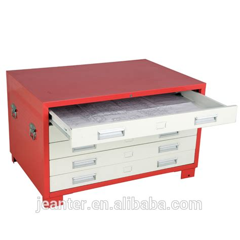 drawing map paint file storage newspaper cabinet