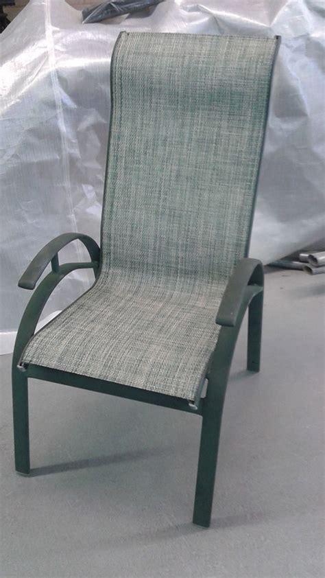 nettoyer des chaises en tissu toile tempo remplacement de toile tempo solutions coutures