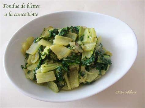cuisiner feuilles de blettes recettes de feuilles de blettes