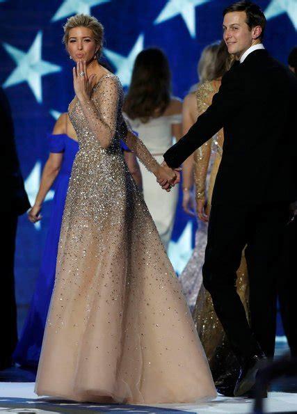 trump melania inaugural wardrobe ivanka america ball