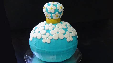 daisy dream perfume cake youtube