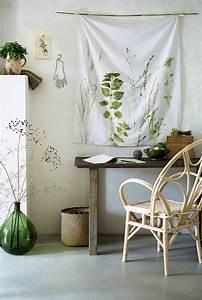 diy textile creer un herbier avec des fleurs des champs With chambre bébé design avec le champ de fleurs code promo