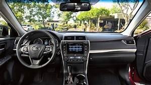 2017 Toyota Camry interior - YouTube