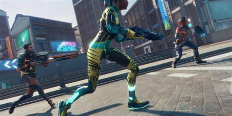 Hyper Scape Se Estrena En Pc Xbox One Y Ps4 Primera