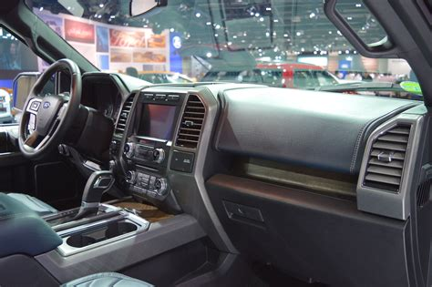 ford   limited dashboard passenger side view