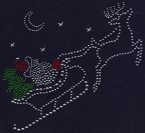 Rhinestone Size Chart Mm Sue 39 S Sparklers Christmas Rhinestone Transfers