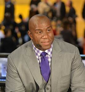 Welcome back: Magic Johnson returns to ESPN's NBA coverage ...