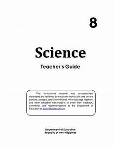 Teacher Guide Grade 8