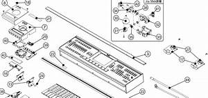 Korg M3 Series Service Manual With Schematics And Block