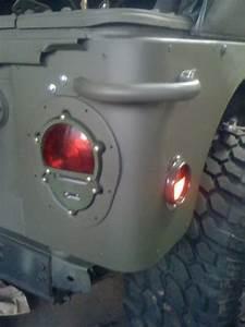 78 Cj5 Military Theme