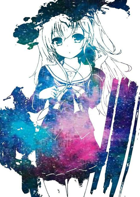 Anime Wallpaper Portrait - nao tomori anime