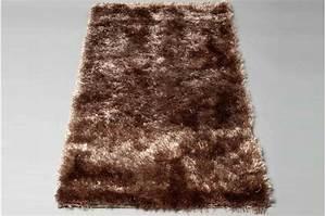 Tapis 160x230 Pas Cher : tapis poils tendance shaggy taupe 160x230 cm tapis ~ Dailycaller-alerts.com Idées de Décoration