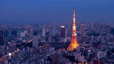 tv tower  tokyo wallpapers  images wallpapers