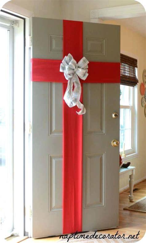 decoration de porte noel noel decoration de porte dentree