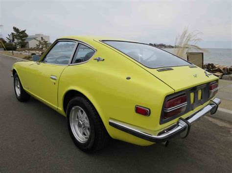1970 Datsun 240z For Sale by 1970 Datsun 240z For Sale Classiccars Cc 904819