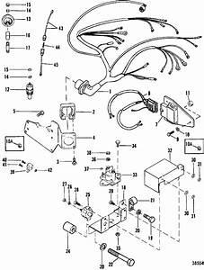 Marine Parts Plus Mercruiser Serial 5 0lx 4 Bbl  Gm 305 V