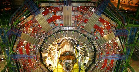Large Hadron Collider Sets World Record   WIRED