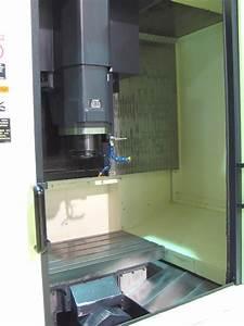 Cnc Vertical Machining Centers  Makino S56 Cnc Mill  Fanuc